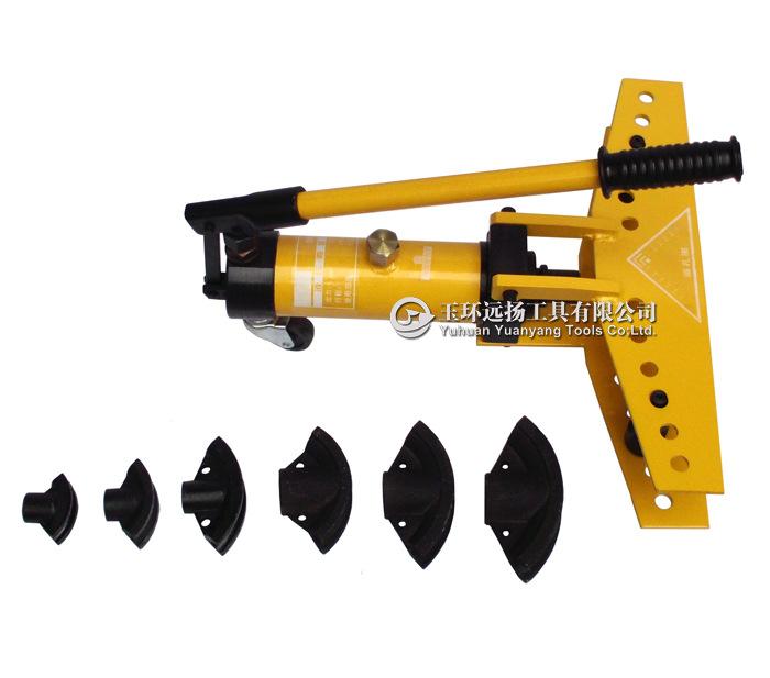 远扬液压弯管机 弯管器 手动弯管机 液压弯管工具 swg-1寸