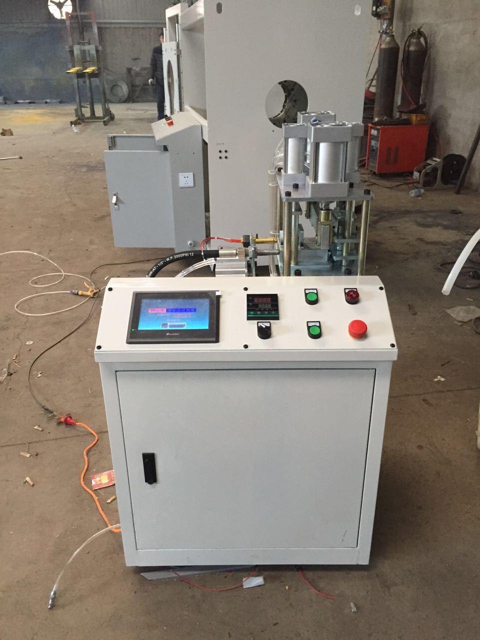 山东销售PE-RT地暖管打压检测机打压机打压试验机
