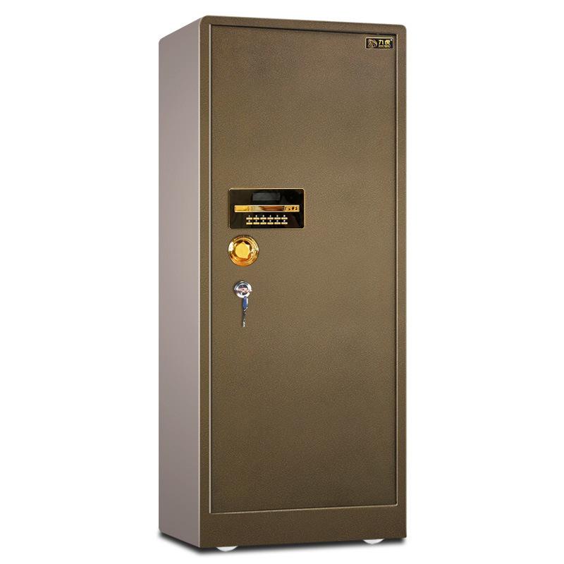 批发九虎LH-150#大型保险柜1.5米高单门电子密码保险箱 震动报警