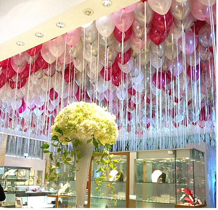 婚庆用品 气球装饰配件专用 气球双面点胶贴  提示:每家的墙面情况是