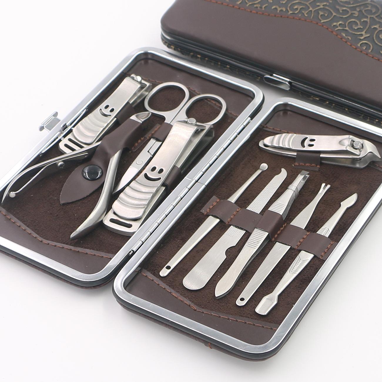 广告礼品 修容组 美容套装 修甲工具 指甲护理套装 女士套装1