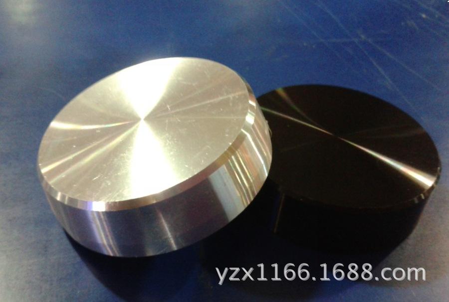供应 实芯铝合金旋钮 喷砂旋钮 47x1音响旋钮
