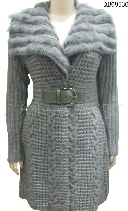女式毛衣(09536#)