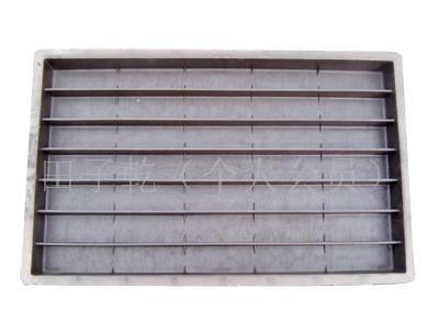 供应地质勘探用品 塑料箱 岩心盒 岩心箱 塑料岩心盒