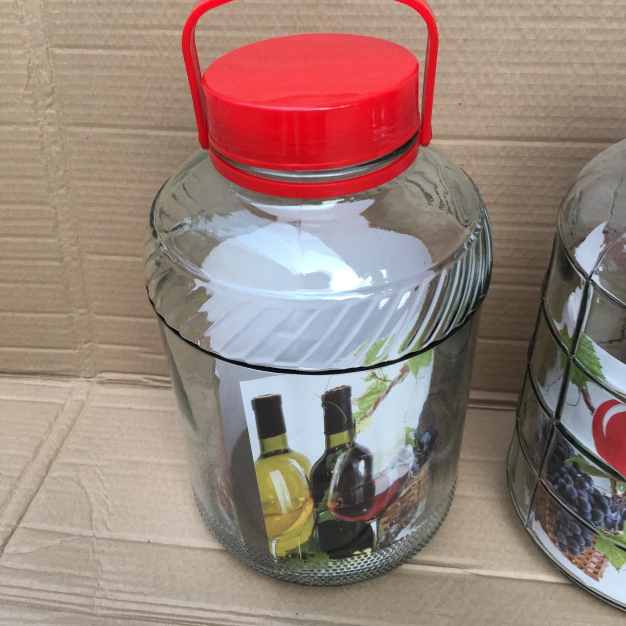 泡酒瓶20斤装
