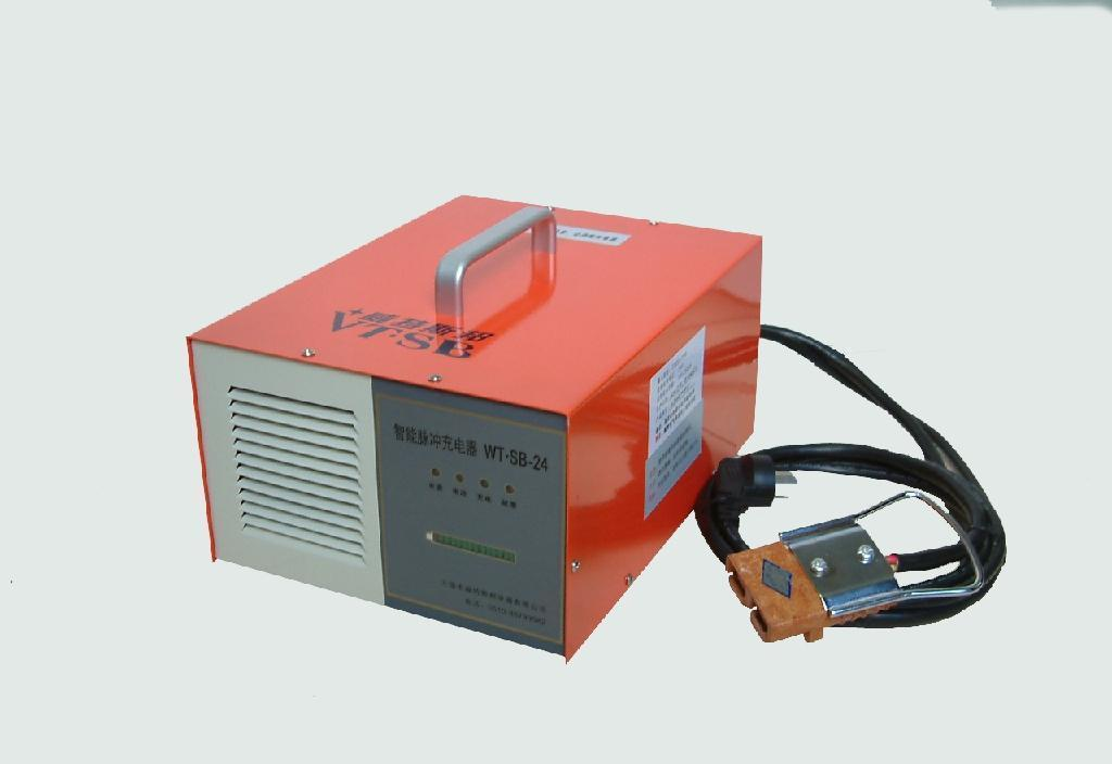 优惠供应  供应电动叉车 电动扫地机 专用全自动智能充电机