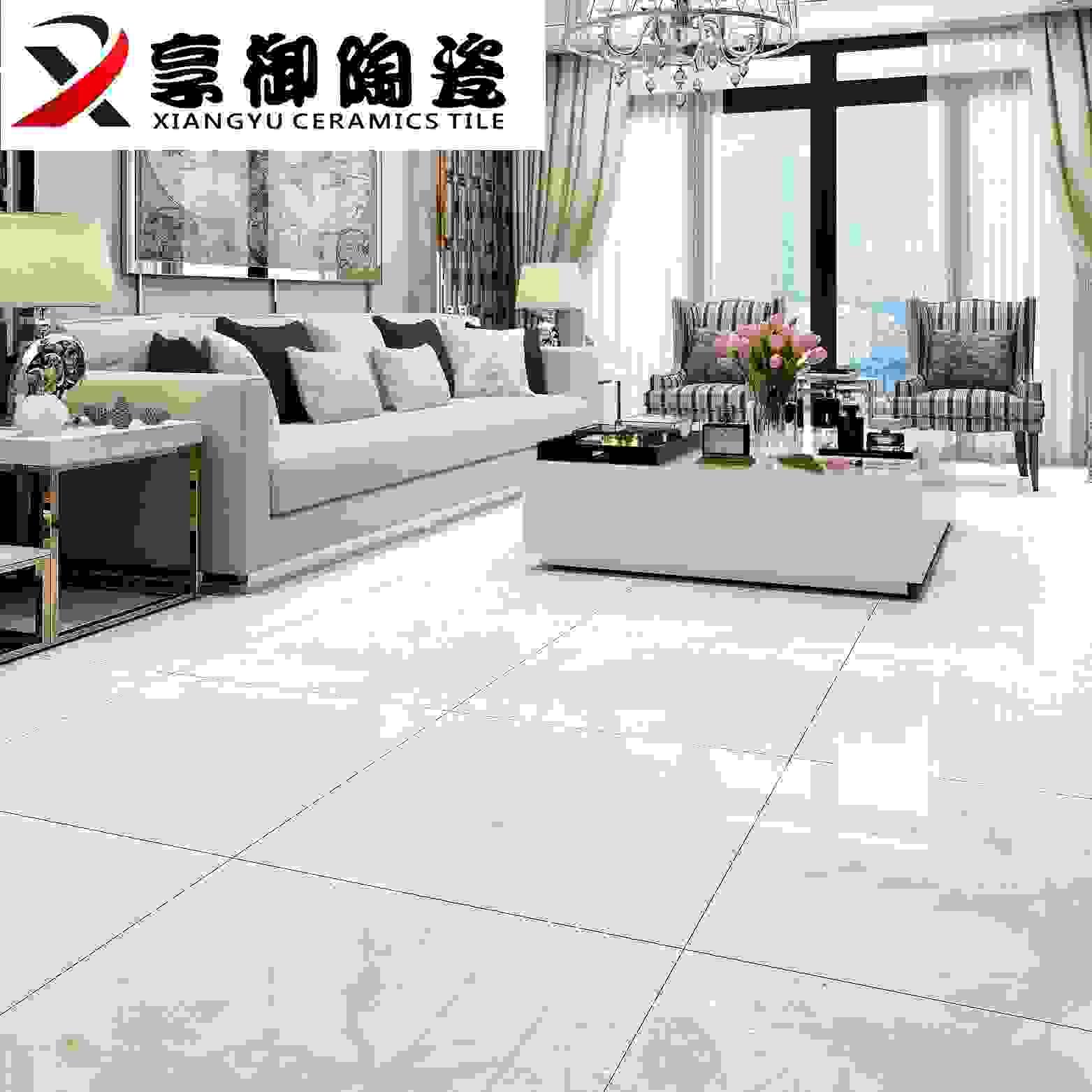 800 800 全抛釉客厅卧室地面 瓷砖 地板砖 雪山玉石