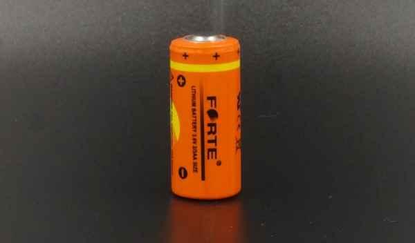 一次性锂电池/锂亚硫酰氯电池/ER14335生产