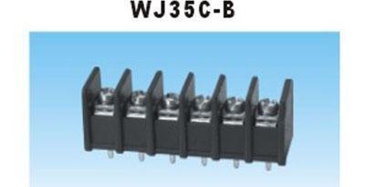 万基特高删栏式接线端子台WJ35C 35S 35H 35