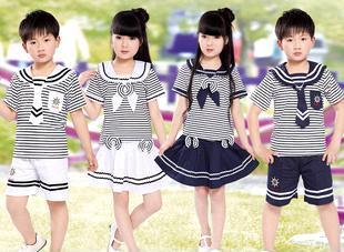 厂家定做 供应幼儿园服装加工 设计加工