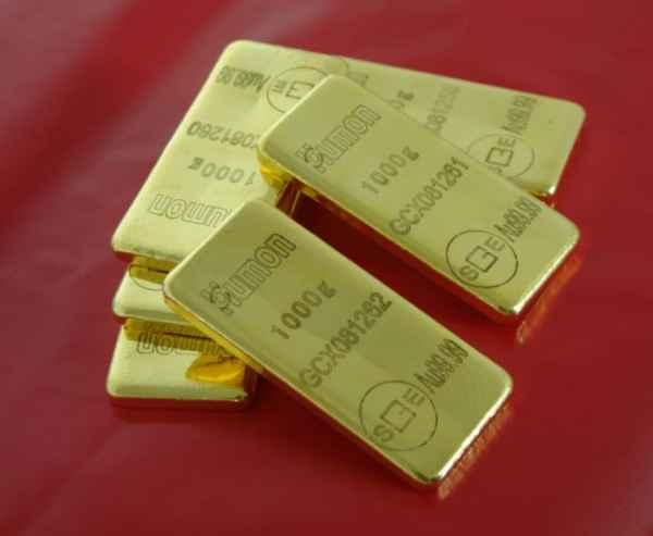 恒邦冶炼高品质黄金