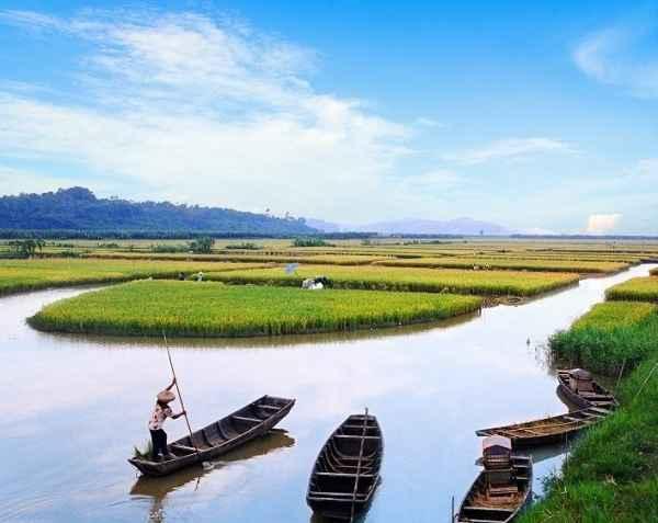海安鱼米之乡