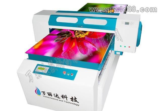 供应万丽达UV平板喷绘机 UV平板打印机厂家 UV平板彩印机价格