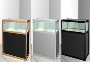 供应铝合金旋转柜,六边形旋转柜订做 可按图生产