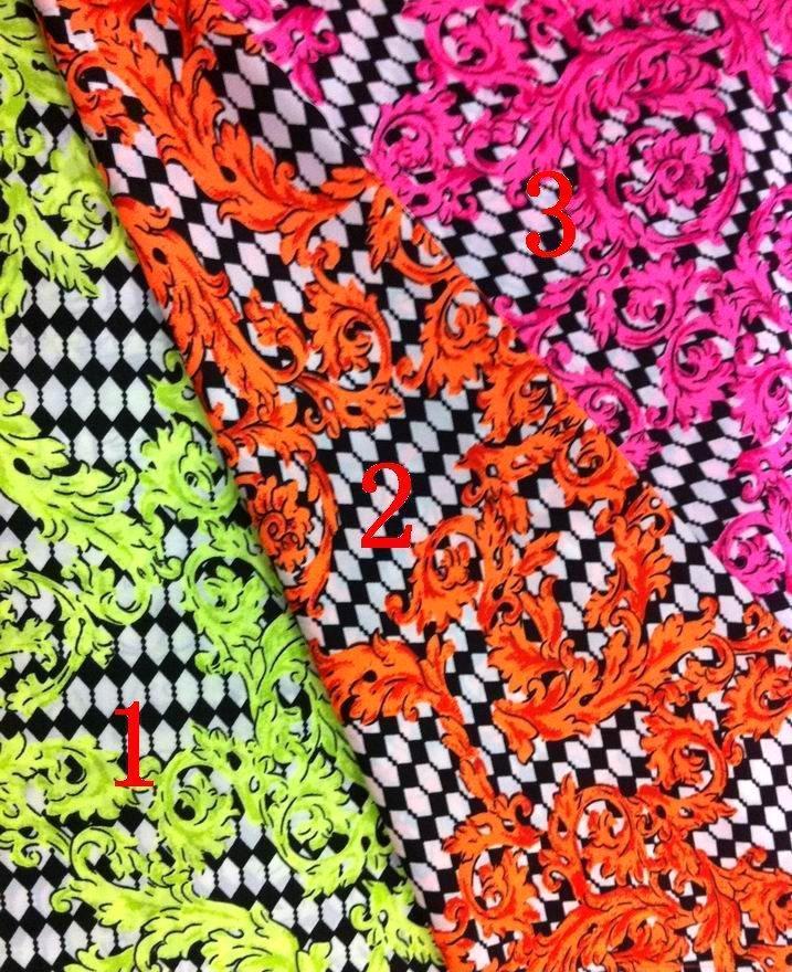 米兰麻印花 垂顺柔软薄雪纺面料 衫衣裙子布料 手工diy 编号:2025
