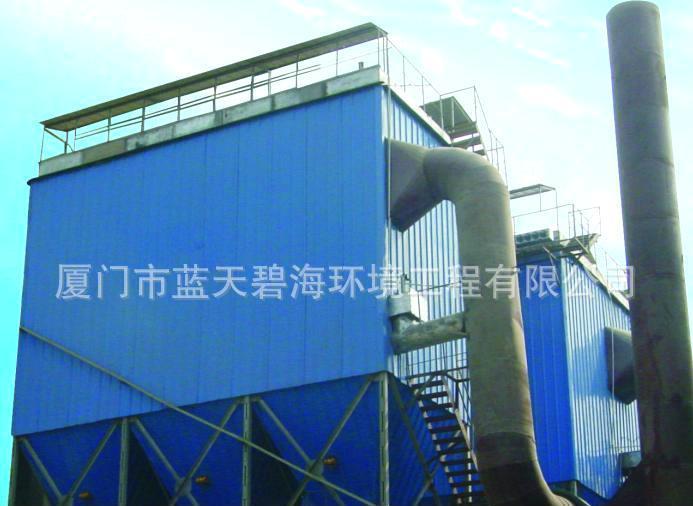 厂家供应脱硫除尘设备低压长袋布袋式除尘器