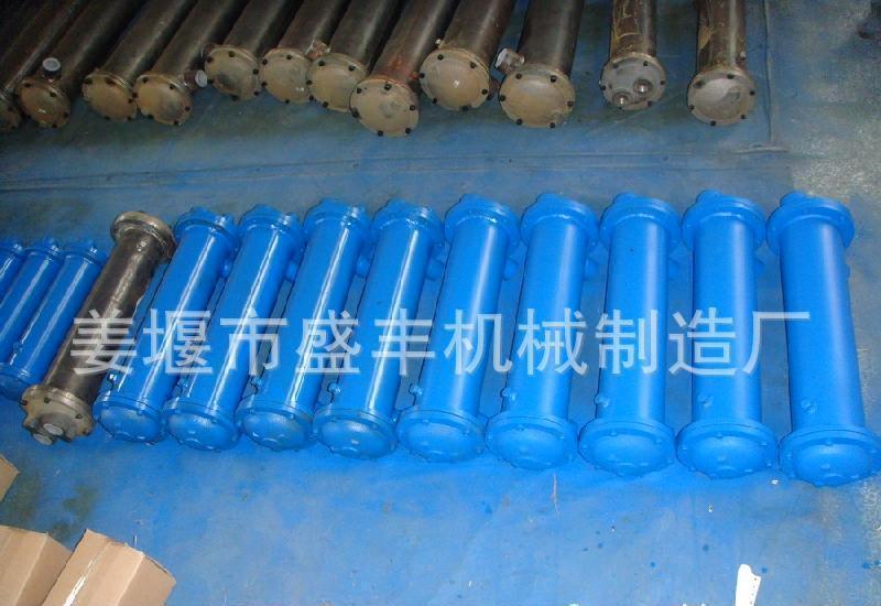 姜堰盛丰机械厂家直销or-350注塑机油冷却器图片