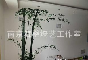 南京舞墨墙绘1