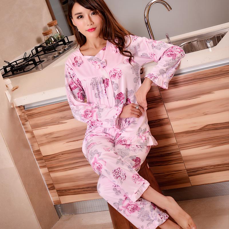 家居服女款睡衣裙子