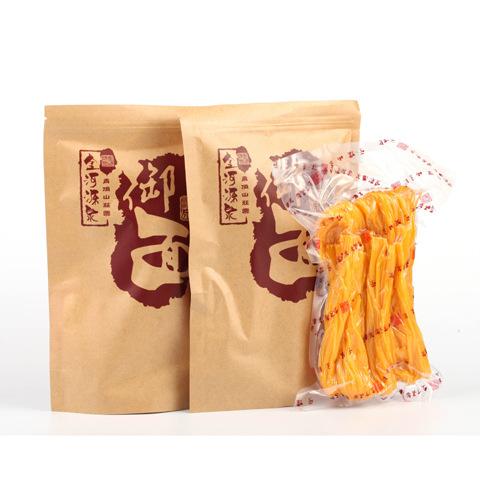 厂家直销 500g玉米面条不带汤汁  无防腐 绿色健康面条 批发0