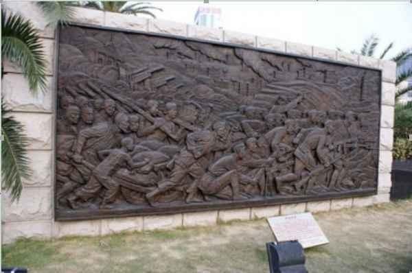 河北铜浮雕厂家加工