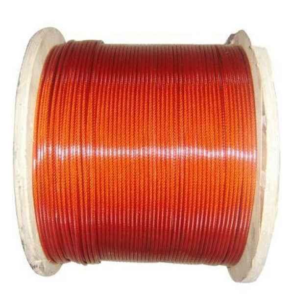 河北4mm包塑钢丝绳