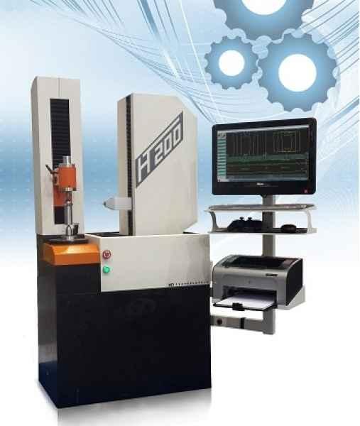 高精度定位齿轮测量仪