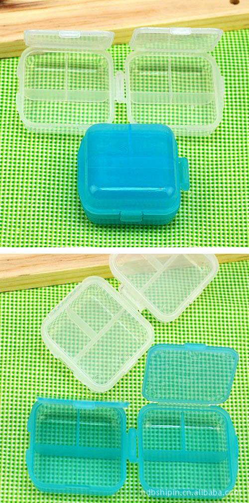 pp小药盒(适用礼品小玩具盒药盒v药盒图按您的要求)幼儿积木城图片