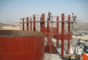 供应钢烟囱 可加工定制