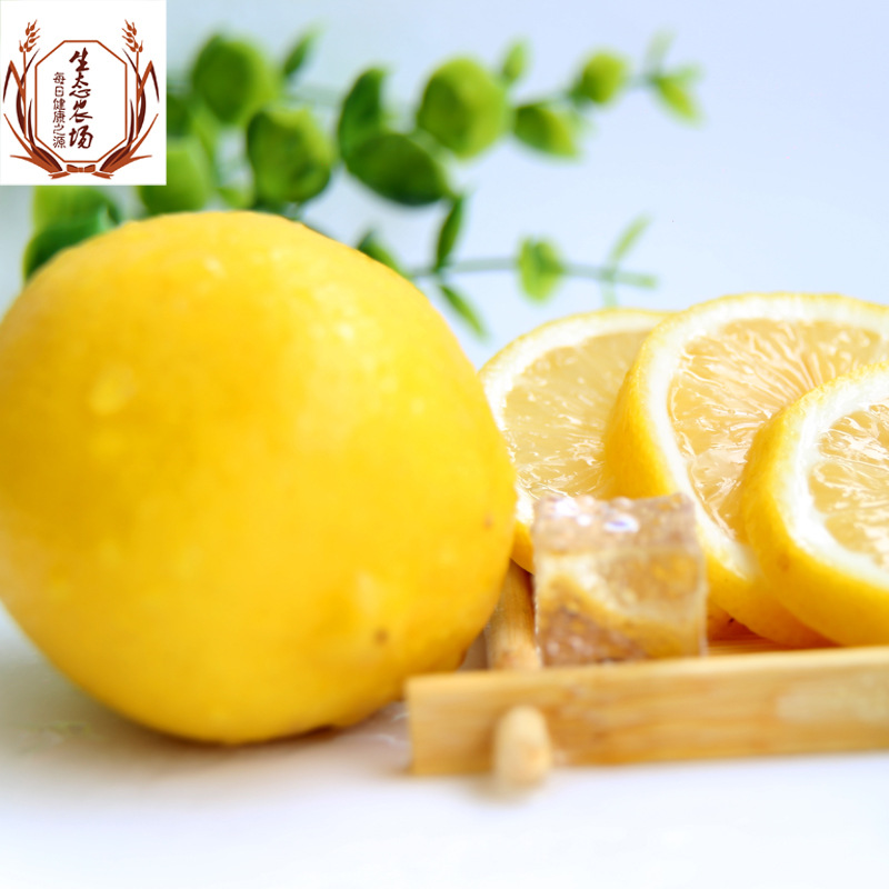 重庆潼南一级新鲜黄柠檬 皮薄多汁 酸爽可口 场地直销0