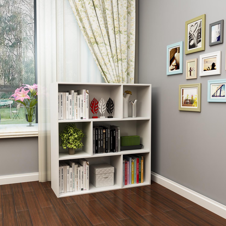 家居 家具 设计 书房 书架 装修 1500_1500