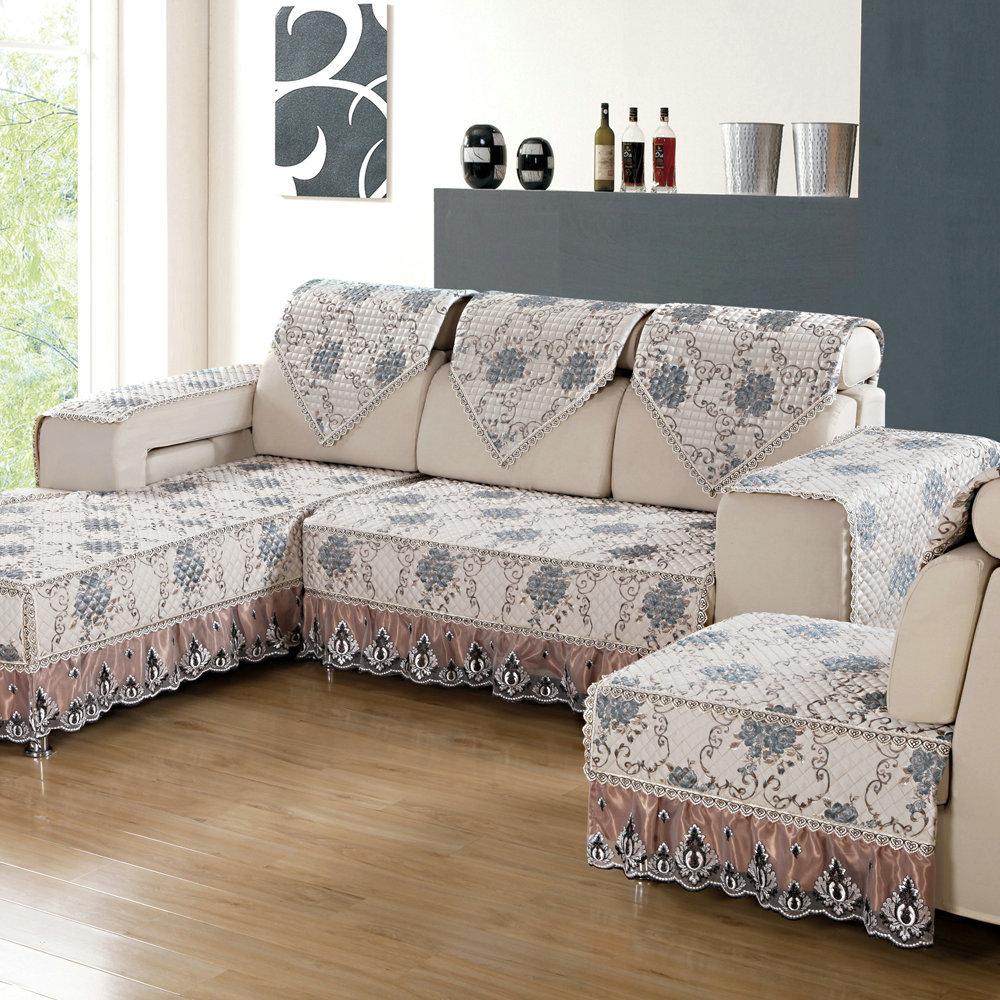 沙发垫冬季批发布艺沙发套四季欧式沙发防滑沙发套沙发巾坐垫批发0图片