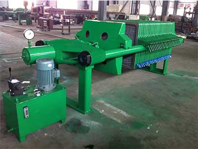 九州压滤机——质量好的铸铁型板框压滤机提供商|甘肃板框压滤机价格
