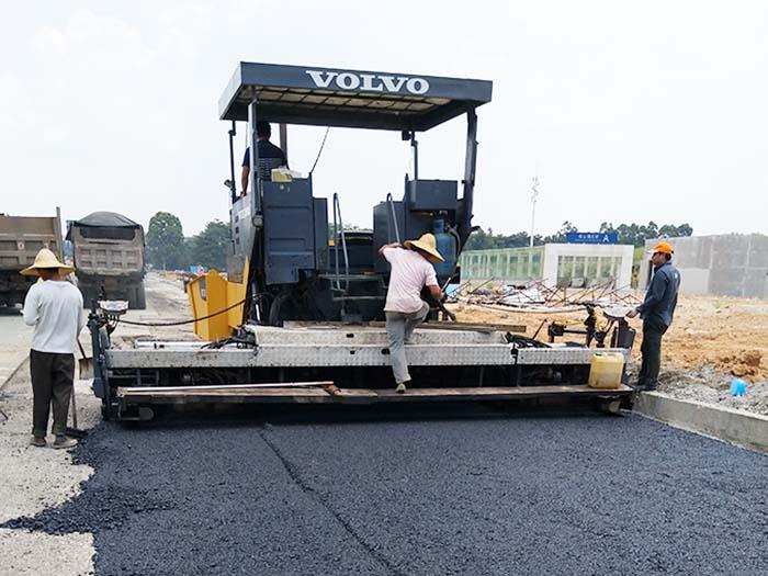 沥青混凝土施工价格费用 深圳沥青混凝土