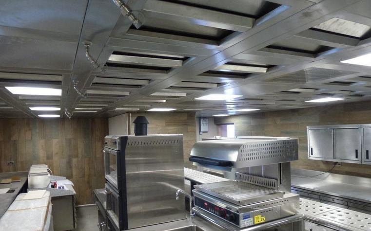 茶餐厅工程找哪家-广州厨房设备厂家