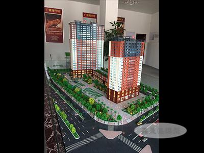 制作房地产模型就找鑫晟达模型——南宁建筑沙盘模型