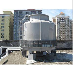 小型圆形冷却塔参数-运转平稳的小型圆形冷却塔出售