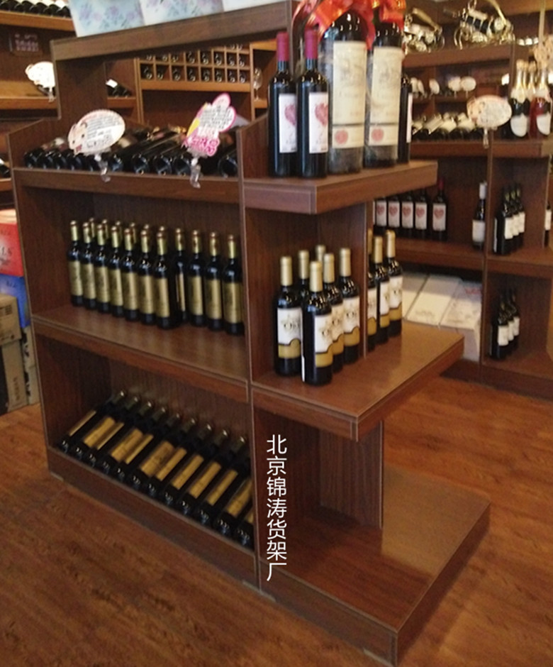 定制木质红酒展示柜烟酒茶叶展示柜食品展示柜高档珠宝展柜母婴.