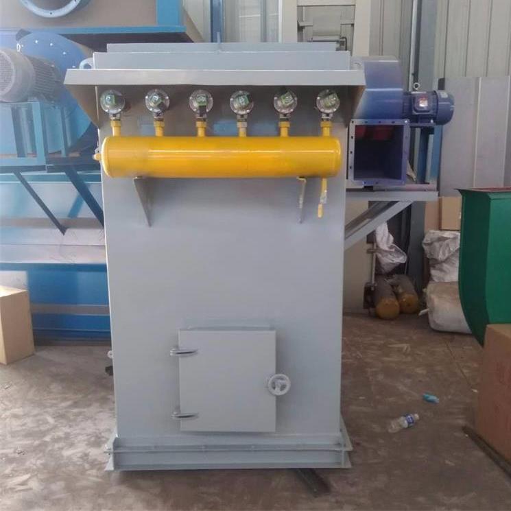 定制布袋除尘器 MC-II型脉冲布袋除尘器 脉冲袋式除尘器 部分现货