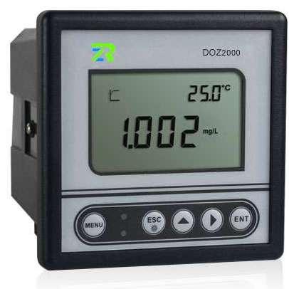 DOZ3000智能水中溶解臭氧控制器 表盘式臭氧检测仪