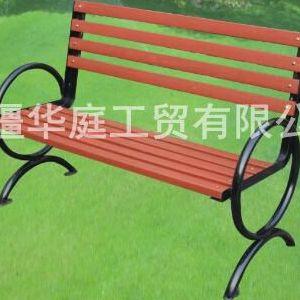 新疆公园椅厂家 哈密公园椅厂家批发价美质优 拜城塑木公园椅新品上市