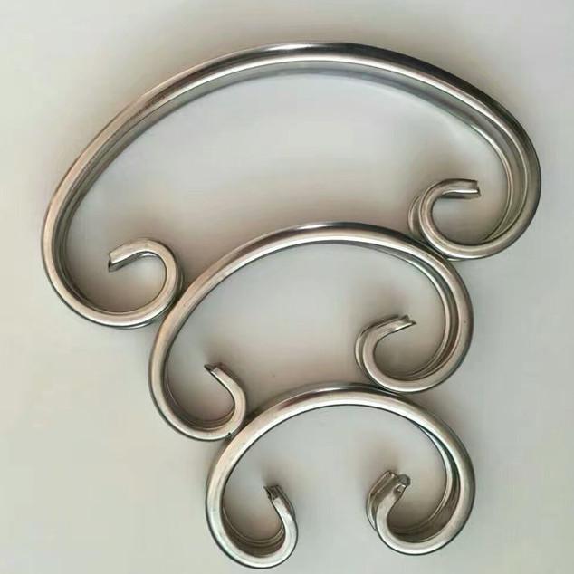 凯得斯牌弯花机 不锈钢弯花机专利产品