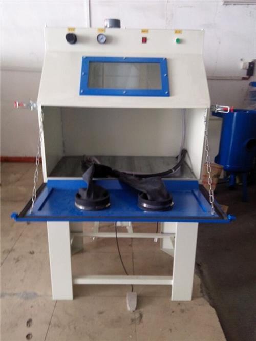 手动喷砂机生产厂家,佛山手动喷砂机,镝砂自动化设备