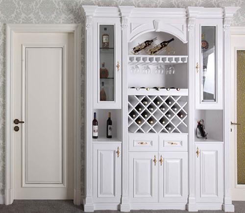 实木橱柜定制,嘉兴橱柜,佰美佳装饰材料价格优