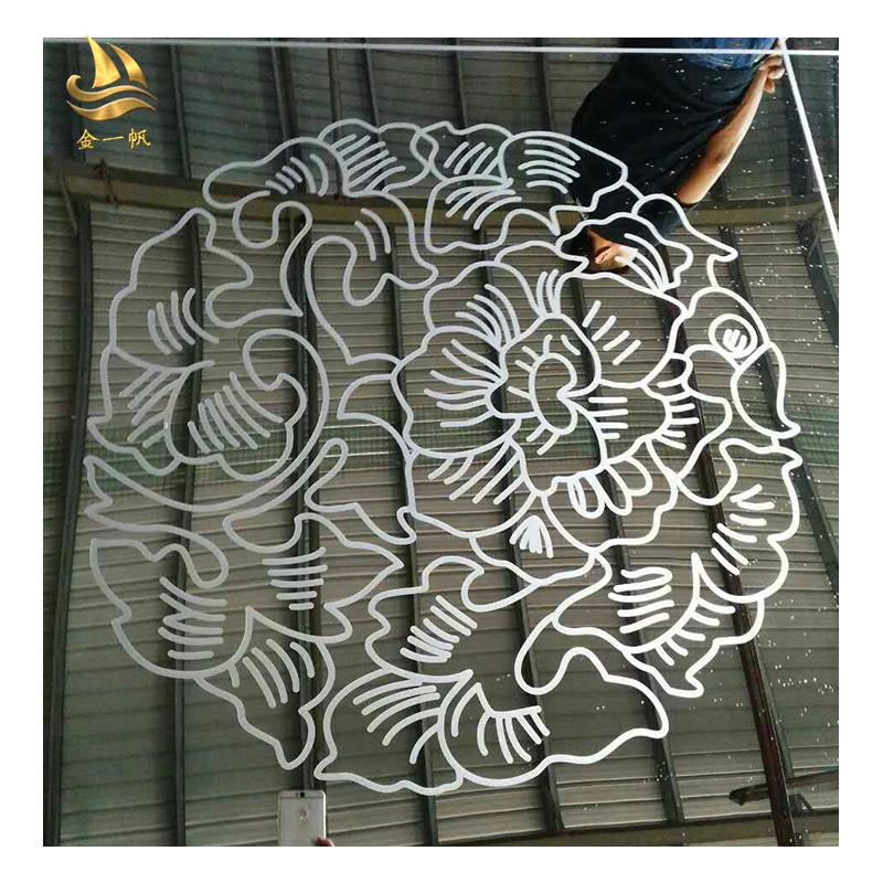 不锈钢板 钛金电梯蚀刻装饰板 304彩色不锈钢板定制 价格