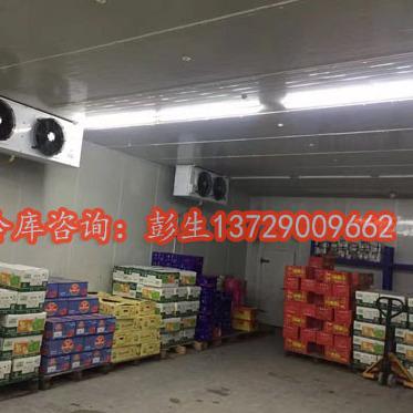 湛江水果蔬菜保鲜库案例