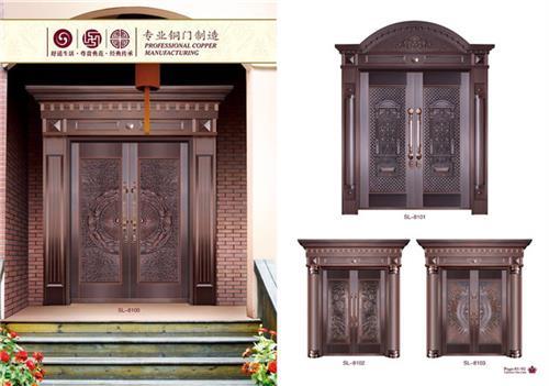 浙江铜门,【永艺门业】,浙江铜门批发商