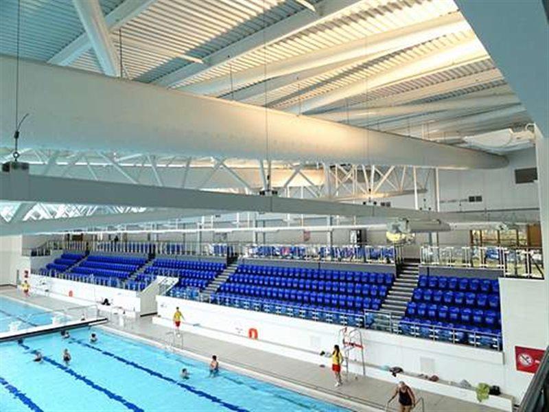 国内一些运动场馆都选择布袋风管作为通风系统