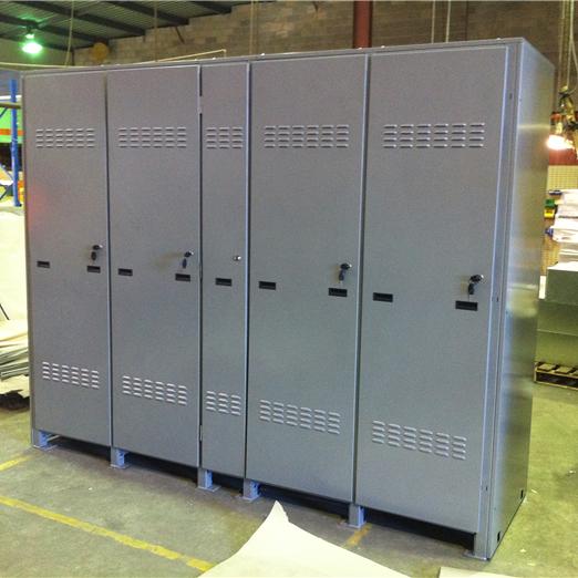 钣金加工设备外壳定制代加工各种类型机柜制作