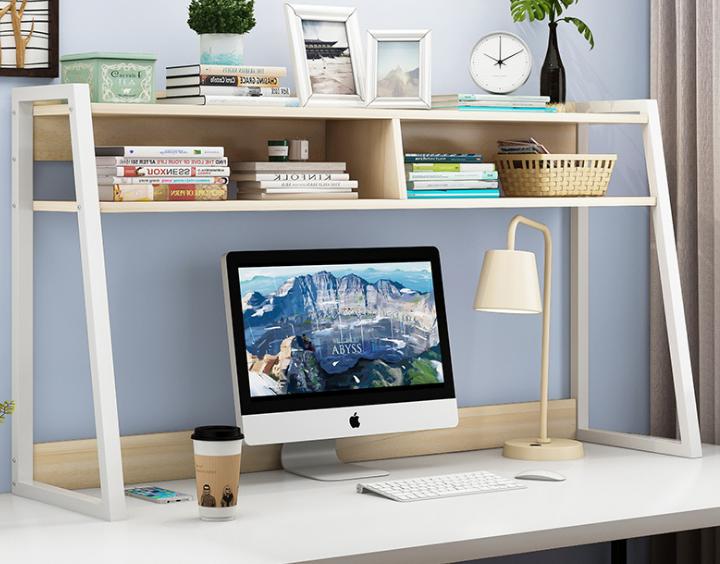 供应 简约书架桌上置物架创意架子